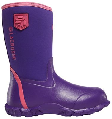 Lacrosse Kids' Lil' Alpha Lite 9IN 5mm Neoprene Boot