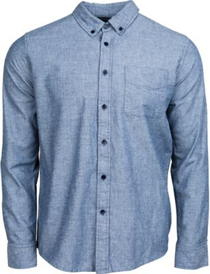 United By Blue Men's Bryce Chambray Shirt