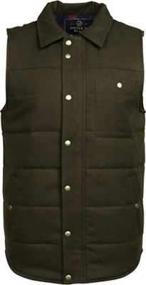 United By Blue Men's Drummond Wool Vest