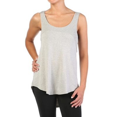 Beyond Yoga Women's Ribbed Swing Tank