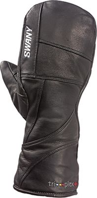 Swany Men's Black Hawk Under Mitt