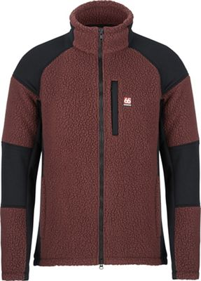 66North Men's Tindur Technical Shearling Jacket