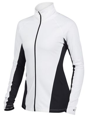 Oakley Women's Agility Full Zip Top