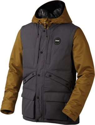 Oakley Men's Black Forest BZD Jacket