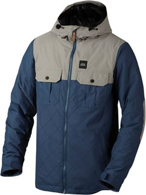 Oakley Men's Cedar Ridge BZI Jacket