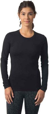 Tasc Women's Hybrid Fitted LS Top