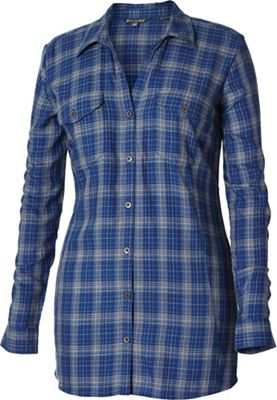 Royal Robbins Women's Beechwood Wool Blend LS Shirt