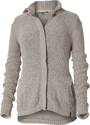 Royal Robbins Women's Bella Boucle Zip Cardigan