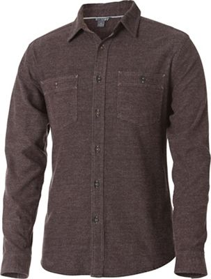 Royal Robbins Men's Bristol Tweed LS Shirt