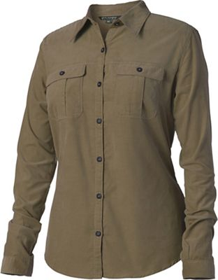 Royal Robbins Women's Cascade Cord LS Shirt