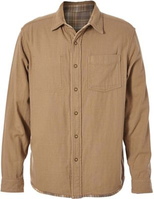 Royal Robbins Men's Double Back LS Shirt