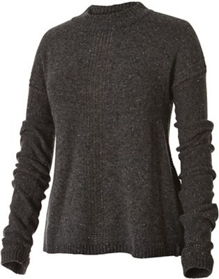 Royal Robbins Women's First Fleet Mock Neck Sweater