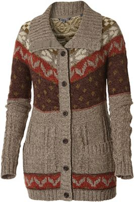Royal Robbins Women's Mystic Button Cardigan