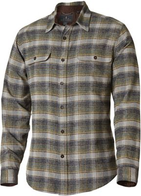 Royal Robbins Men's Performance Flannel LS Overshirt