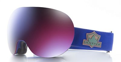 Native Backbowl Polarized Goggle