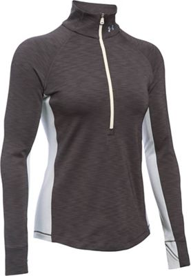 Under Armour Women's UA ColdGear Armour 1/2 Zip Top