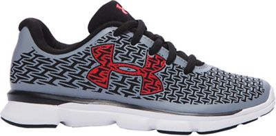 Under Armour Boys' UA BPS Clutchfit RebelSpeed Shoe