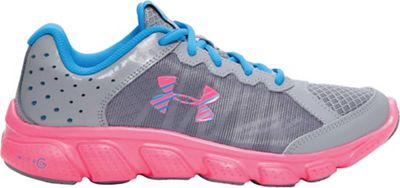 Under Armour Girls' UA GGS Micro G Assert 6 Shoe