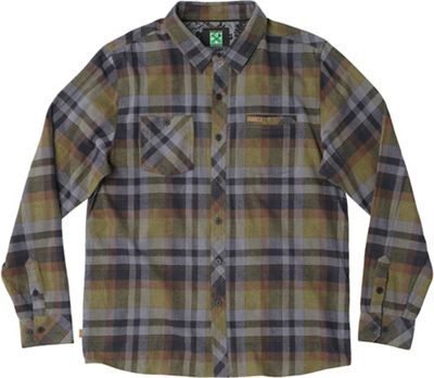 HippyTree Men's Harbor Flannel Shirt