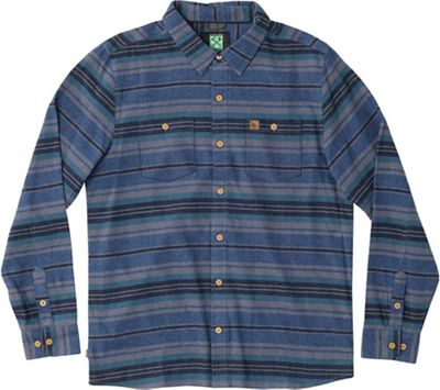 HippyTree Men's Porter Flannel Shirt