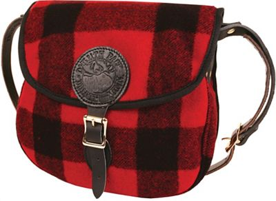 Duluth Pack  number100 Wool Shell Bag