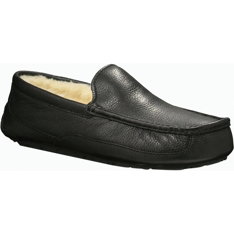 6f111a6f0f6 Ugg Men's Ascot Leather Slipper