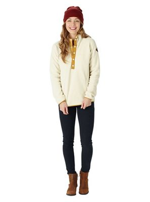 Burton Women's Anouk Fleece Anorak Top