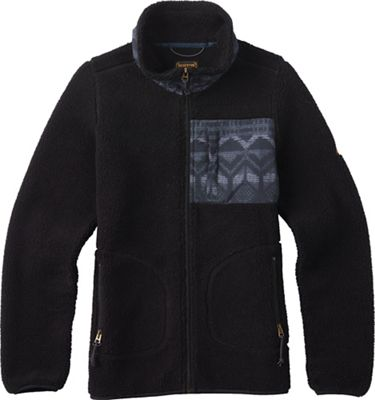 Burton Women's Bombay Full-Zip Fleece Jacket