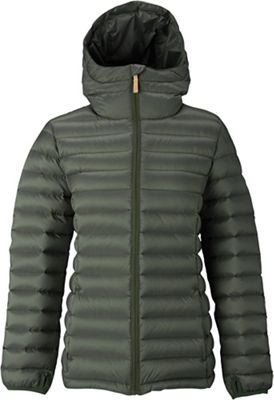 Burton Women's Evergreen Hooded Down Insulator Jacket