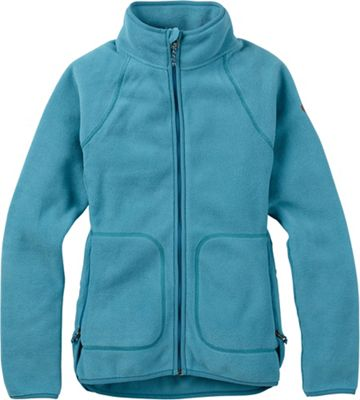 Burton Women's Lira Full-Zip Fleece Jacket