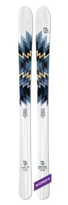 Icelantic Women's Oracle 88 Skis