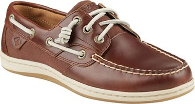 Sperry Women's Songfish Heavy Leather Shoe