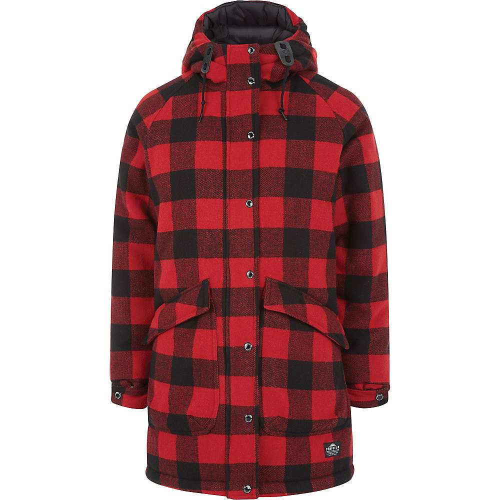 Penfield Women's Kingman Buffalo Plaid Jacket - at Moosejaw.com