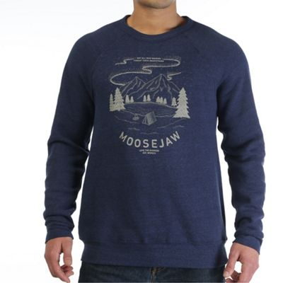 Moosejaw Men's Where It's At Crew Neck Sweatshirt