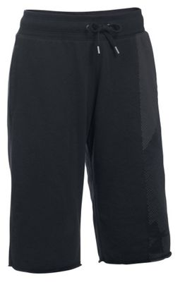 Under Armour Women's French Terry Boyfriend Short