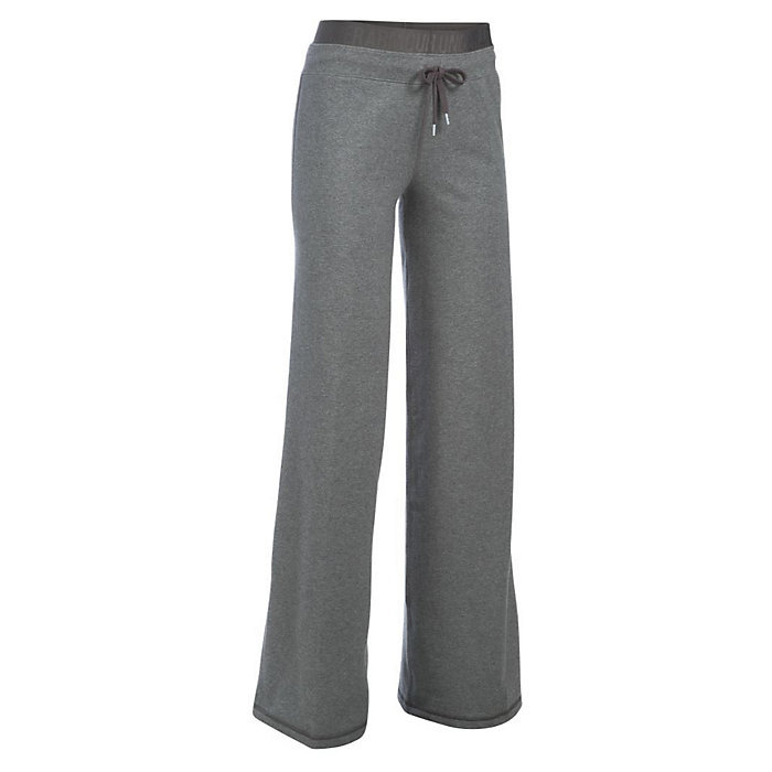 4be63558 Under Armour Women's Favorite Wide Leg Pant - Moosejaw