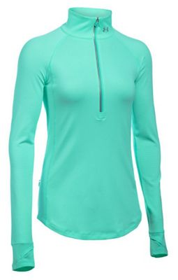 Under Armour Women's Layered Up Half Zip Top