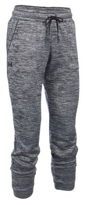 Under Armour Women's Lightweight Storm Armour Fleece Twist Jogger Pant