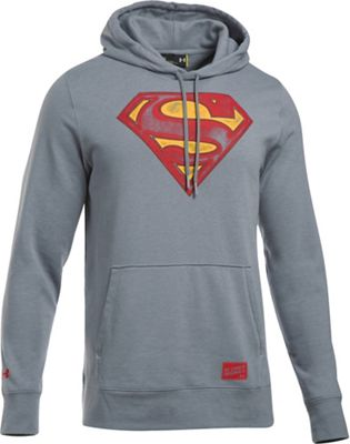 Under Armour Men's Retro Superman Triblend Hoody