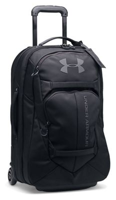 Under Armour UA AT Checked Rolling Bag
