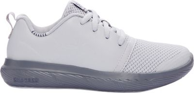 Under Armour Boys' UA BPS 24/7 Low Leather Shoe