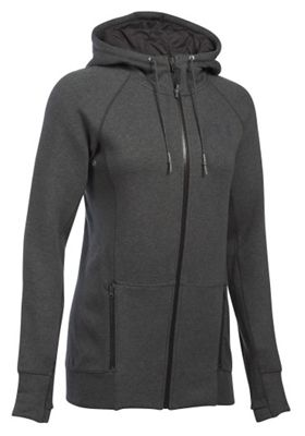 Under Armour Women's Varsity Fleece Full Zip Hoodie