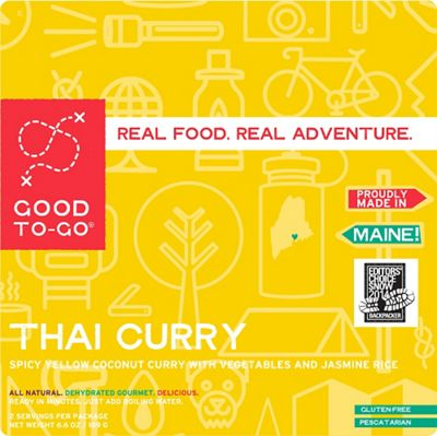Good To-Go Thai Curry - Single Serving