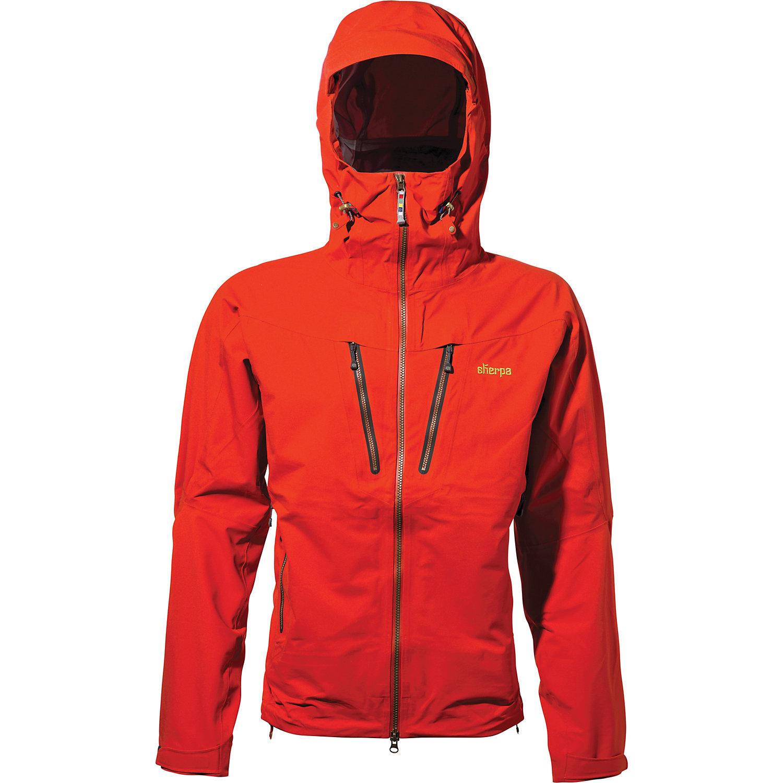 Sherpa Lithang Jacket Hardshelljacke Tibetan Coral   S