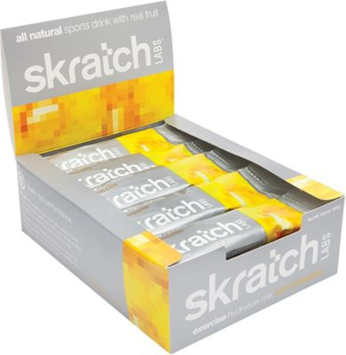 Skratch Labs Exercise Hydration Mix Case - Single Serve