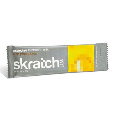 Skratch Labs Exercise Hydration Mix - Single Serve