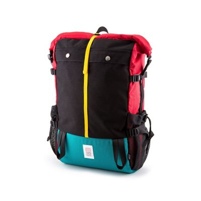 Topo Designs Mountain Rolltop Pack