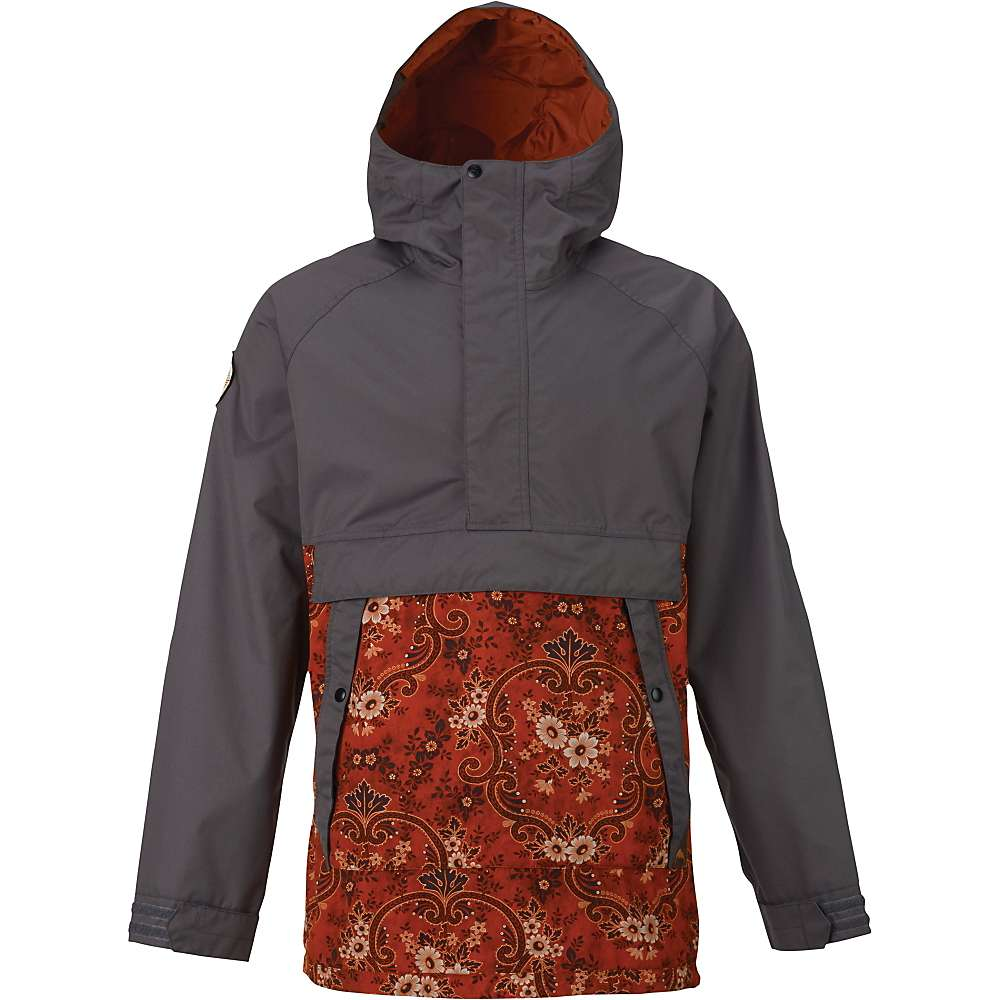 Burton Men's Rambler Anorak Jacket - at Moosejaw.com