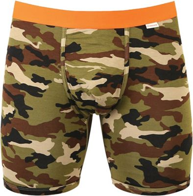 MyPakage Men's Weekday Prints Boxer Brief