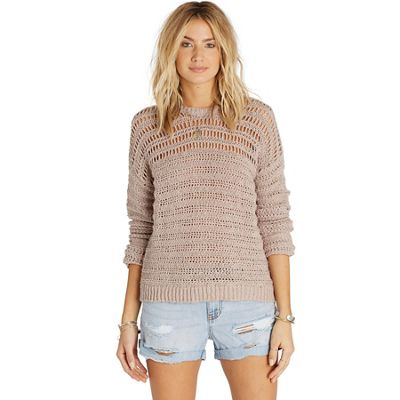 Billabong Women's Dont Look Back Sweater